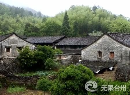 聽說 最近臺州人 都喜歡去這個地方 這個地方就是黃巖寧溪鎮的烏巖頭