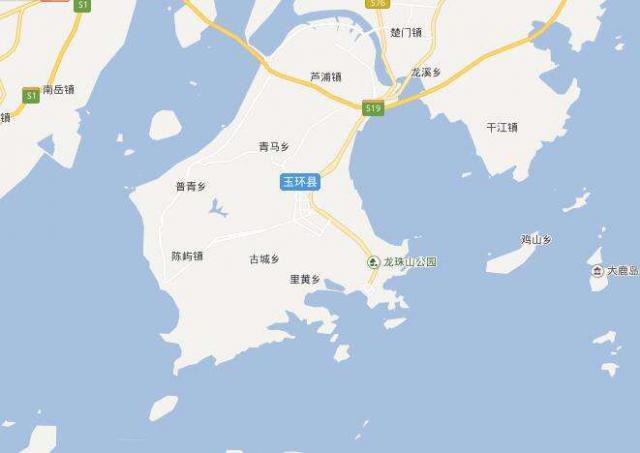 台州湾区域,包括椒江区全区,路桥区全区,黄岩区的江口街道,温岭市